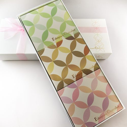 江戸川ショコラ ショコラサンド ギフトBOX